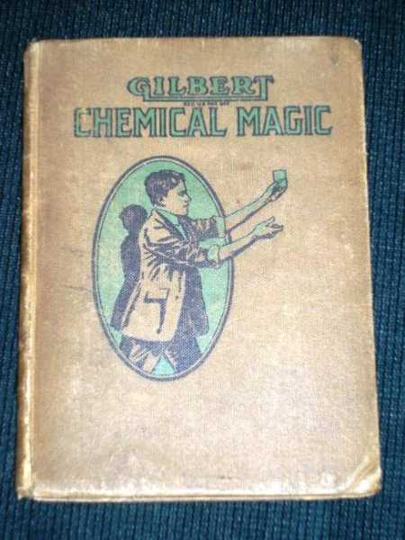 Image for Gilbert Chemical Magic