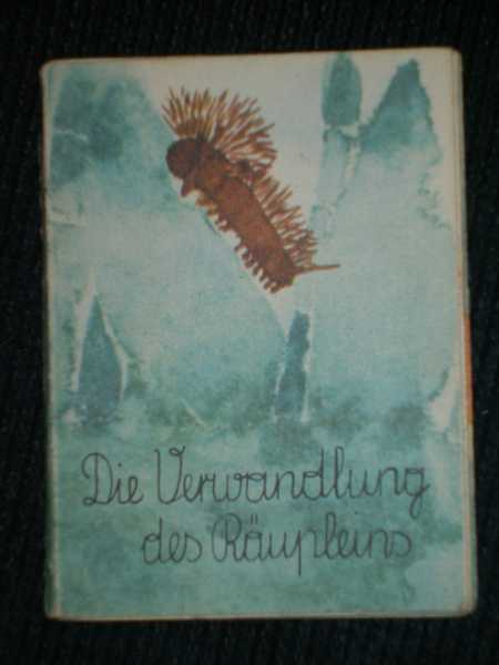 Image for Die Verwundlung des Raupleins (Transformation of the Caterpillars)