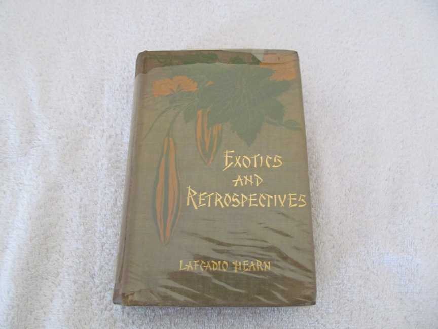 Image for Exotics and Retrospectives