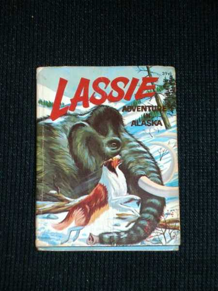 Image for Lassie - Adventure in Alaska