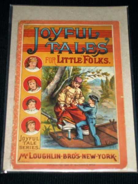 Image for Joyful Tales for Little Folks