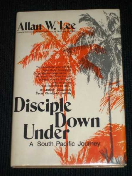 Image for Disciple down Under: A South Pacific Journey