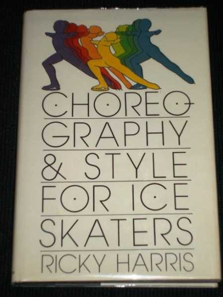 Image for Choreography & Style for Ice Skaters