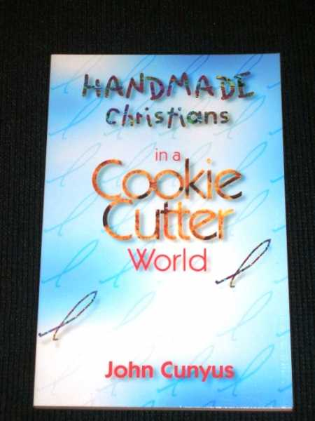 Image for Handmade Christians in a Cookie-Cutter World