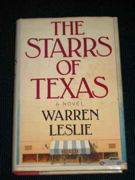 Image for The Starrs of Texas: A Novel