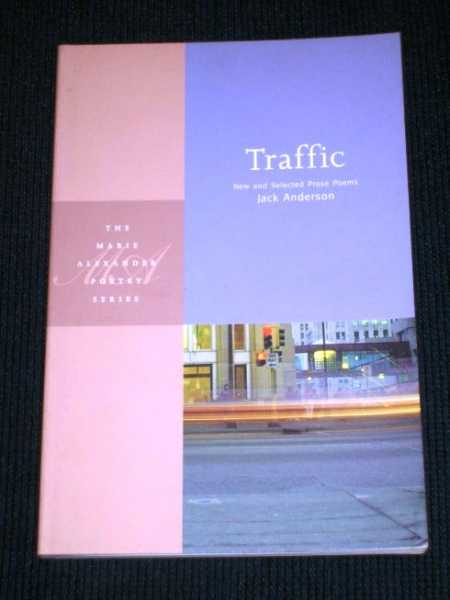 Image for Traffic: New and Selected Prose Poems