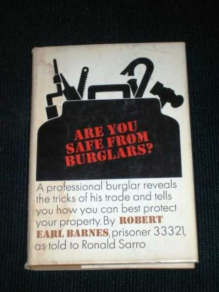 Image for Are You Safe from Burglars?