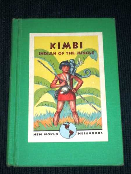 Image for Kimbi:  Indian of the Jungle