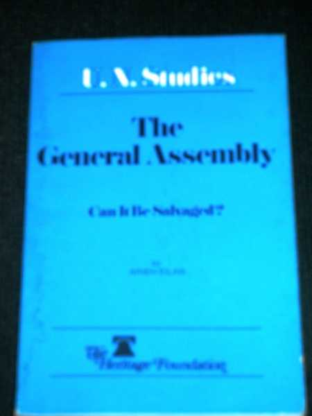 Image for The General Assembly: Can It Be Salvaged?