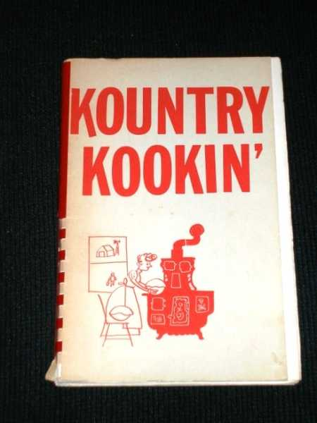 Image for Kountry Kookin' Recipes - Sachse, TX