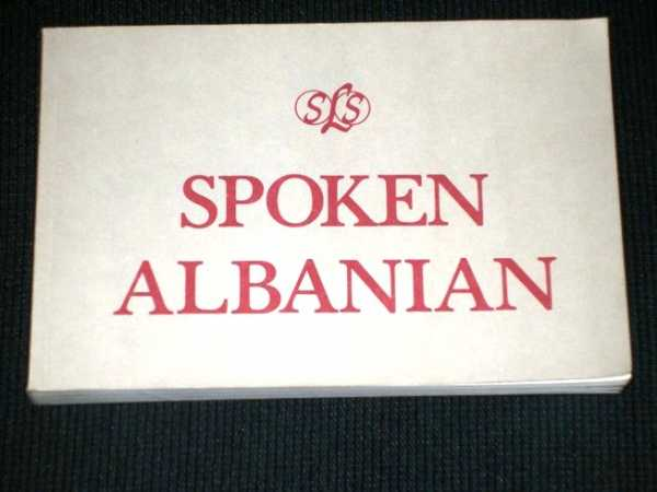 Image for Spoken Albanian