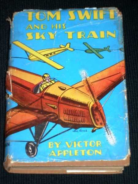 Image for Tom Swift and his Sky Train