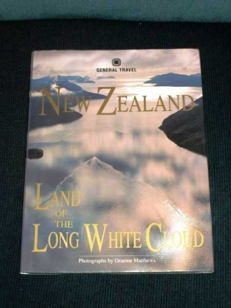 Image for New Zealand, Land of the Long White Cloud