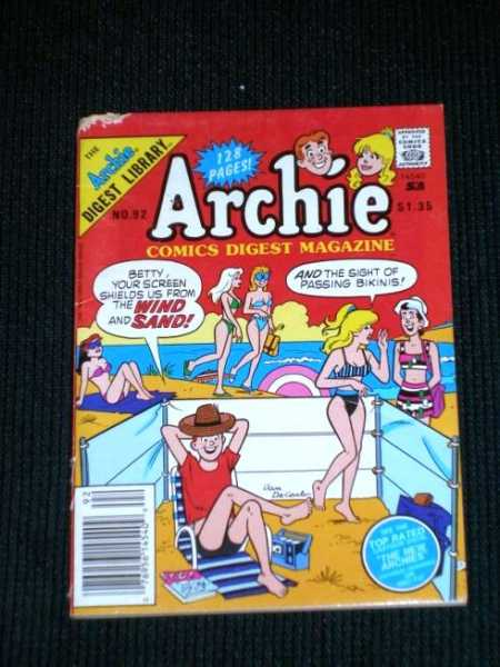 Image for Archie Comics Digest Magazine No. 92