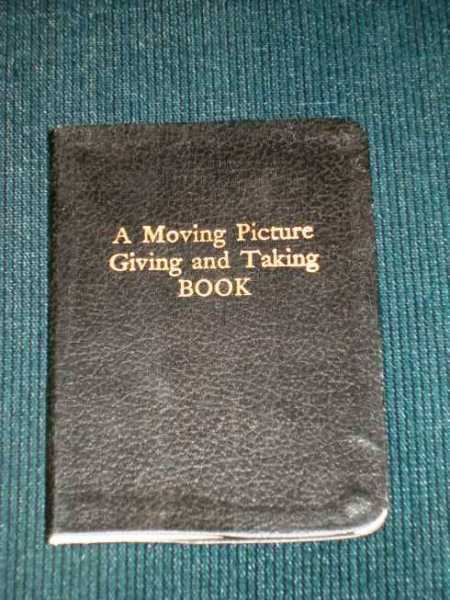 Image for Moving Picture Giving and Taking Book, A