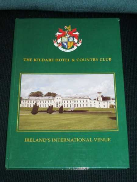 Image for Kildare Hotel & Country Club:  Inaugural Pro-Am Golf Tournament - 1991