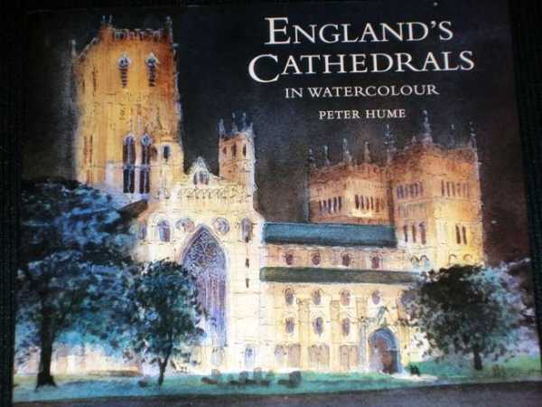Image for England's Cathedrals in Watercolour