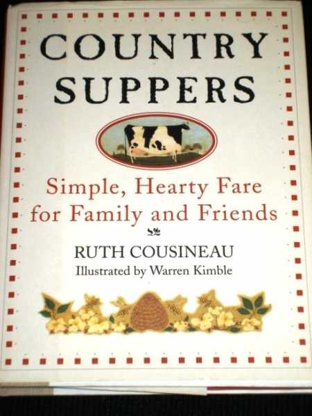 Image for Country Suppers: Simple, Hearty Fare for Family and Friends