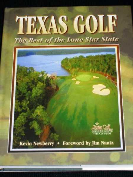 Image for Texas Golf: The Best of the Lone Star State