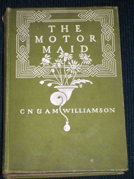 Image for Motor Maid, The