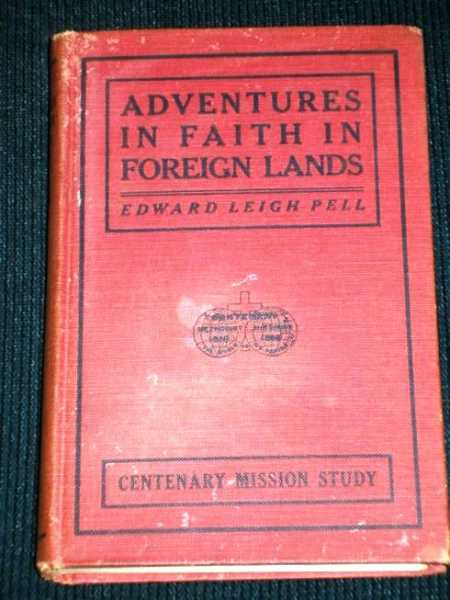 Image for Adventures in Faith in Foreign Lands