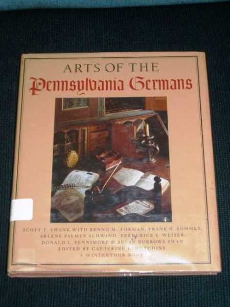 Image for Arts of the Pennsylvania Germans