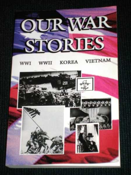 Image for Our War Stories
