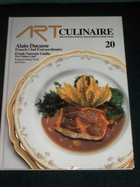 Image for Art Culinaire 20 - The International Magazine in Good Taste - Spring, 1991
