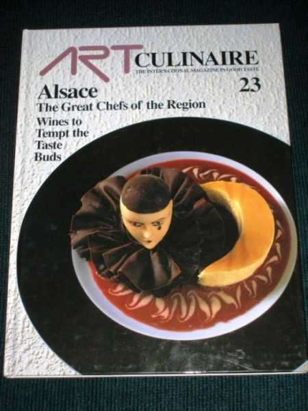 Image for Art Culinaire 23 - The International Magazine in Good Taste - Winter, 1991