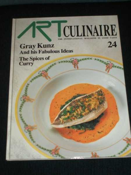 Image for Art Culinaire 24 - The International Magazine in Good Taste - Spring, 1992