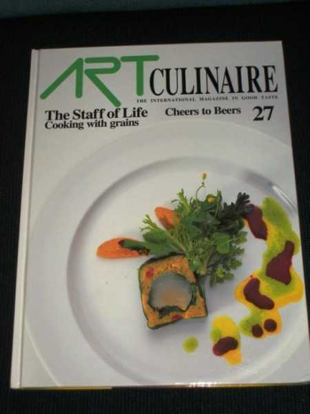 Image for Art Culinaire 27 - The International Magazine in Good Taste - Winter, 1992