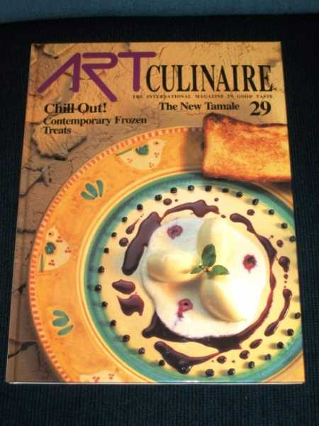 Image for Art Culinaire 29 - The International Magazine in Good Taste - Summer, 1993