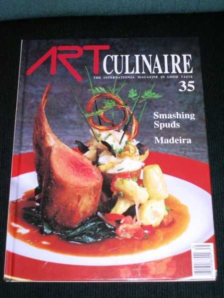 Image for Art Culinaire 35 - The International Magazine in Good Taste - Winter, 1994