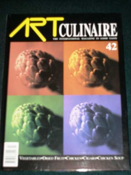 Image for Art Culinaire 42 - The International Magazine in Good Taste - Fall, 1996