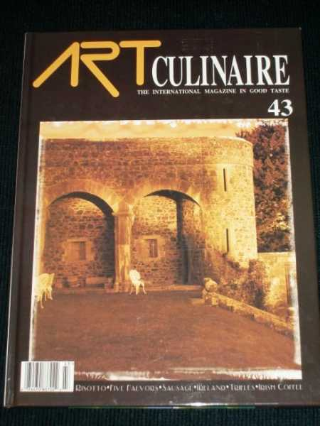 Image for Art Culinaire 43 - The International Magazine in Good Taste - Winter, 1996