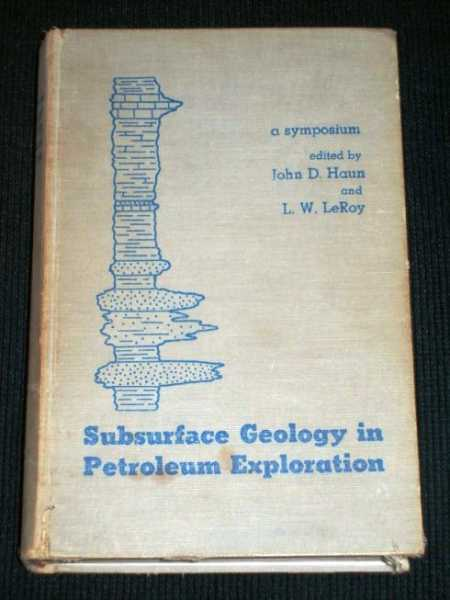 Image for Subsurface Geology in Petroleum Exploration