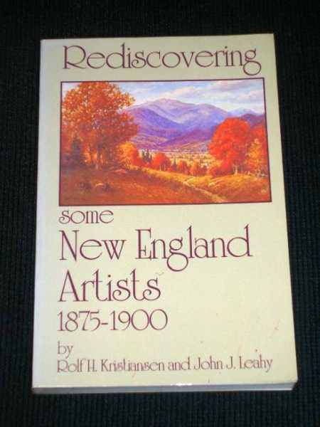 Image for Rediscovering Some New England Artists 1875-1900