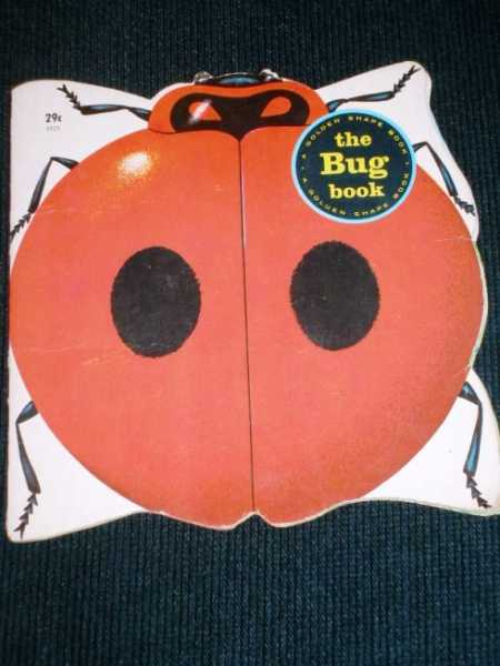 Image for Bug Book, The (Golden Shape Book)