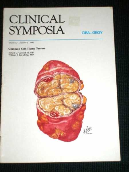 Image for Clinical Symposia - Common Soft Tissue Tumors  (Volume 42, Number 1, 1990)