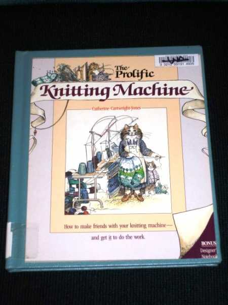 Image for The Prolific Knitting Machine