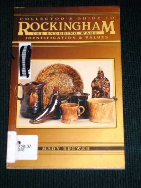 Image for Collector's Guide to Rockingham: The Enduring Wars Identification & Values