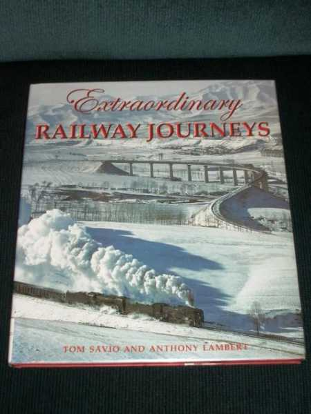 Image for Extraordinary Railway Journeys