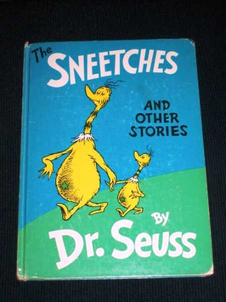 Image for Sneetches and Other Stories, The