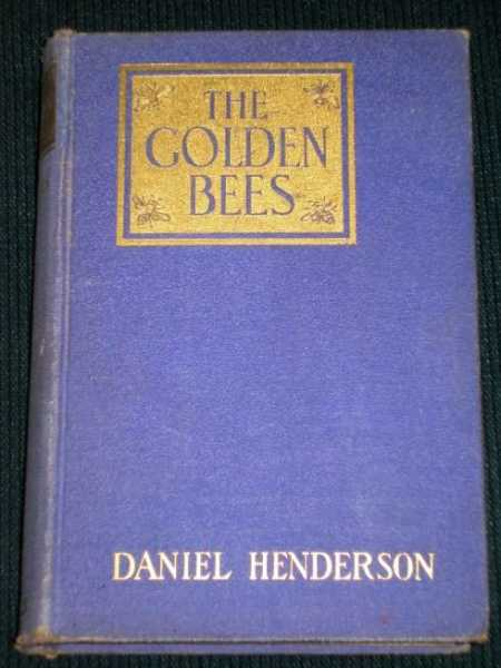 Image for Golden Bees, The:  The Story of Betsy Patterson and the Bonapartes
