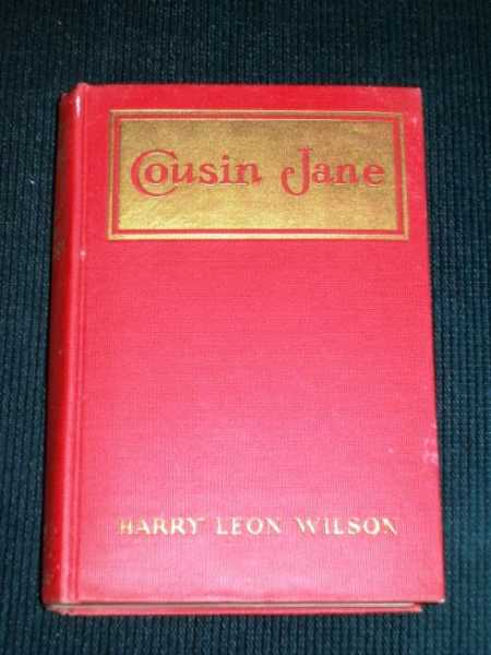 Image for Cousin Jane