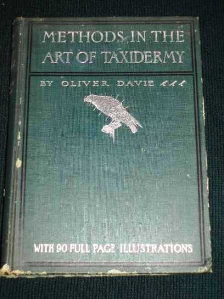 Image for Methods in the Art of Taxidermy