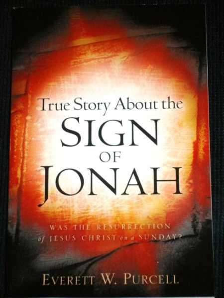 Image for True Story About the Sign of Jonah