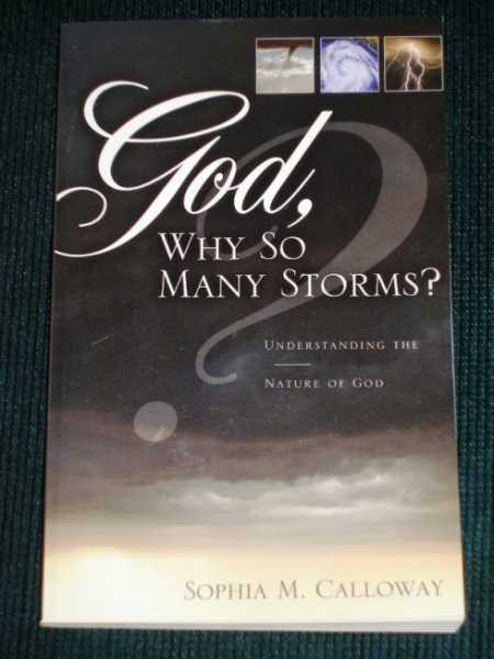 Image for God, Why So Many Storms?:  Understanding the Nature of God