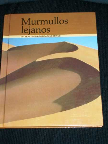 Image for Murmullos Lejanos (Economy Spanish Reading Series)