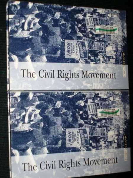 Image for Civil Rights Movement, The (2 Volume Set)